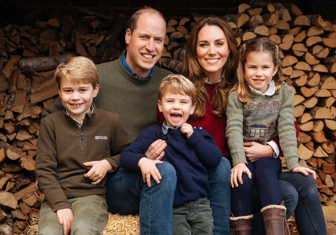 Kate et William : loin du protocole royal, ils savourent un tendre moment en famille - Elle