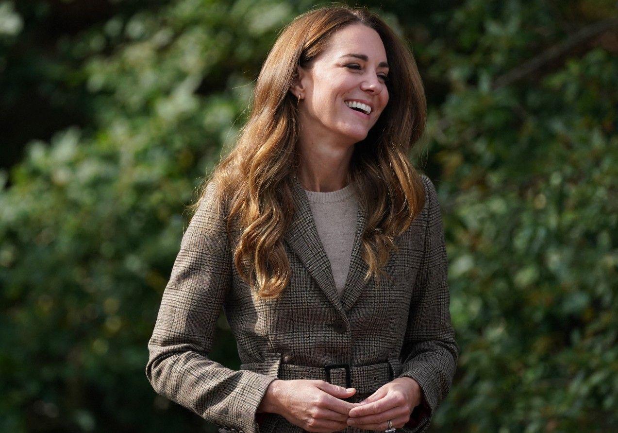 Kate Middleton : cette annonce de grossesse qui lui donne le sourire - Elle