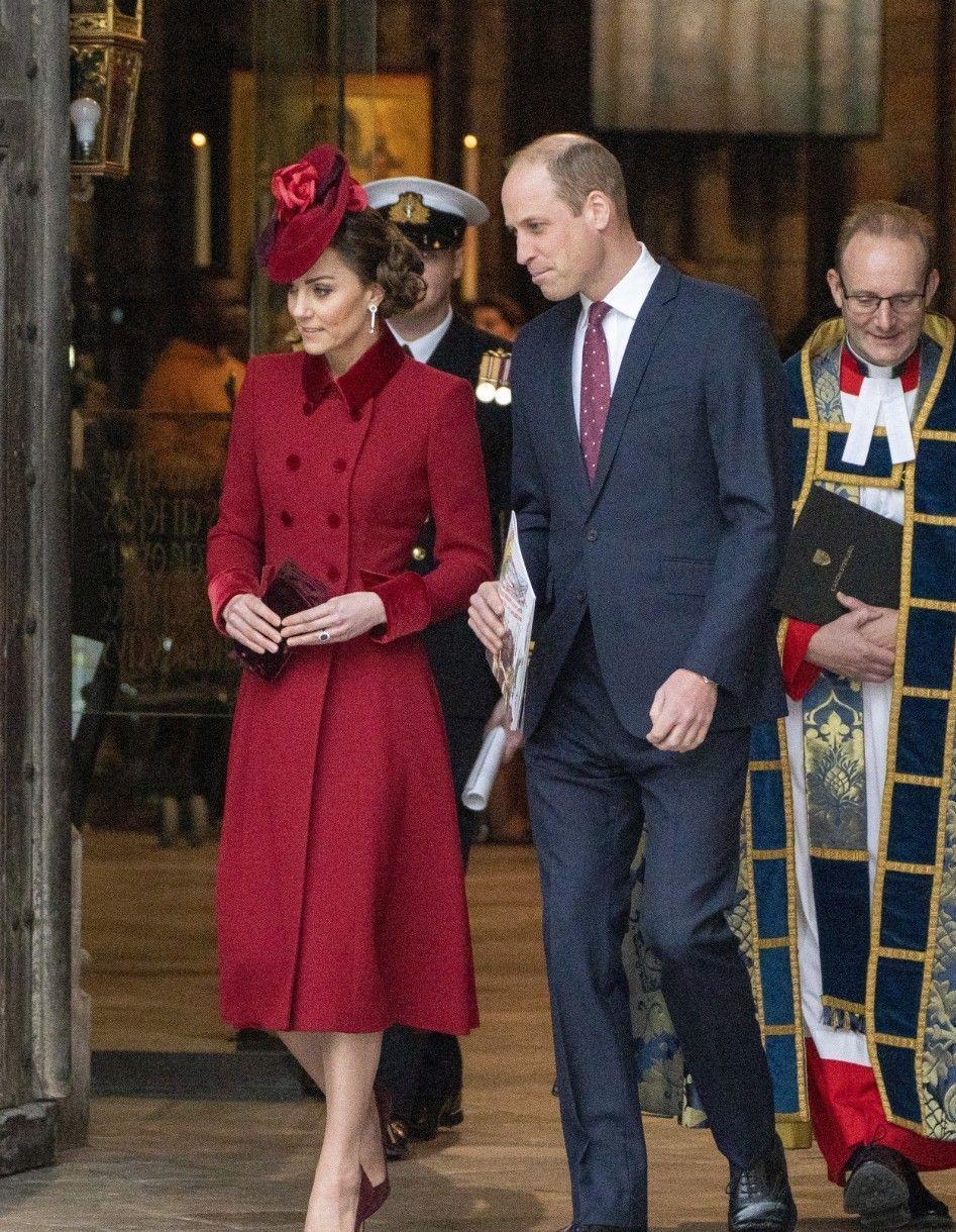 Kate Middleton et le prince William : ils font une belle action pour soutenir les Britanniques en confinement - Elle