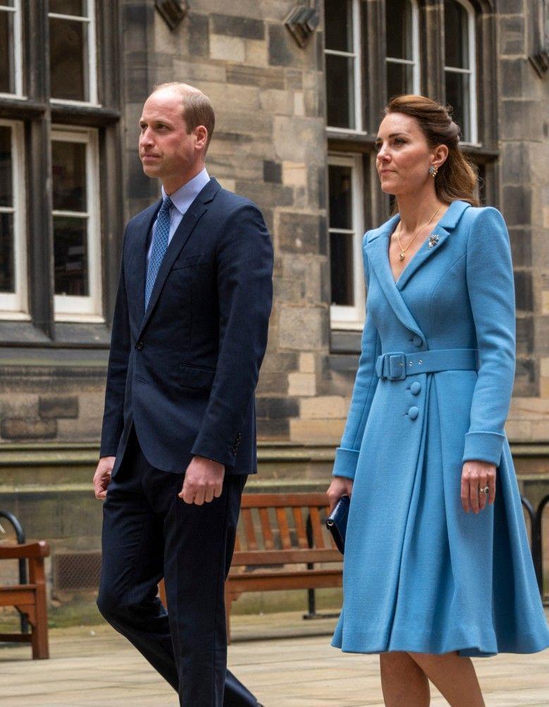 Kate Middleton et le prince William : un déménagement imminent ? - Elle