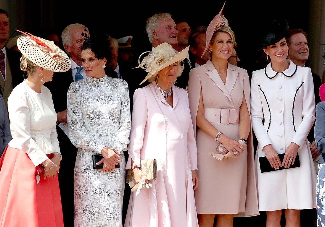 Kate Middleton, Letizia d'Espagne, Maxima des Pays-Bas réunies : la version glamour de Game of Thrones !