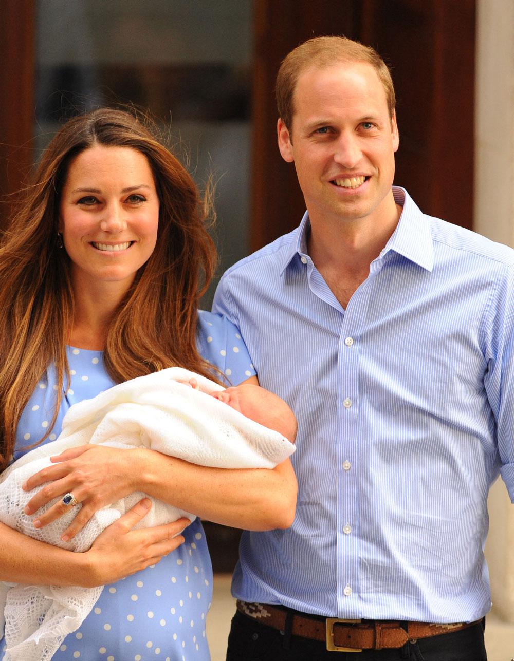 Kate Middleton : son traumatisme à la naissance du prince George - Elle