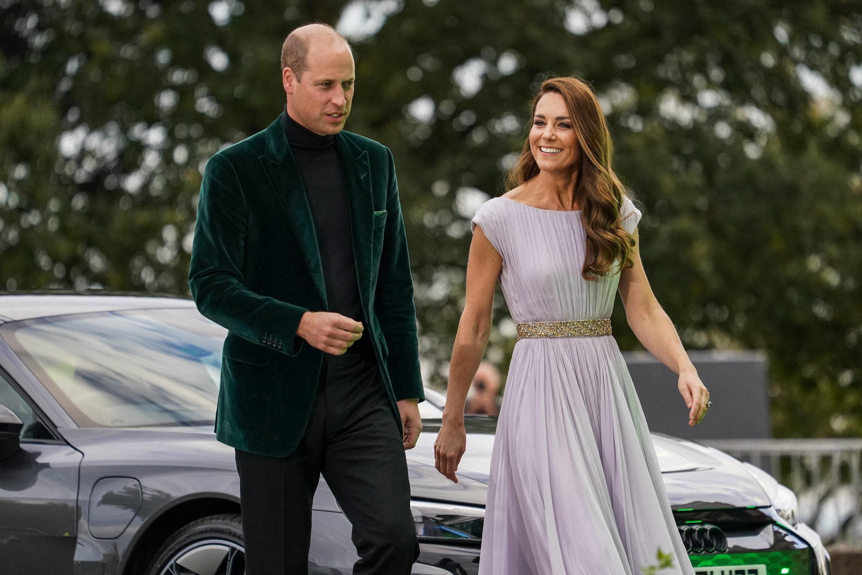Kate Middleton : sublime aux côtés du prince William lors de la cérémonie de remise du prix Earthshot