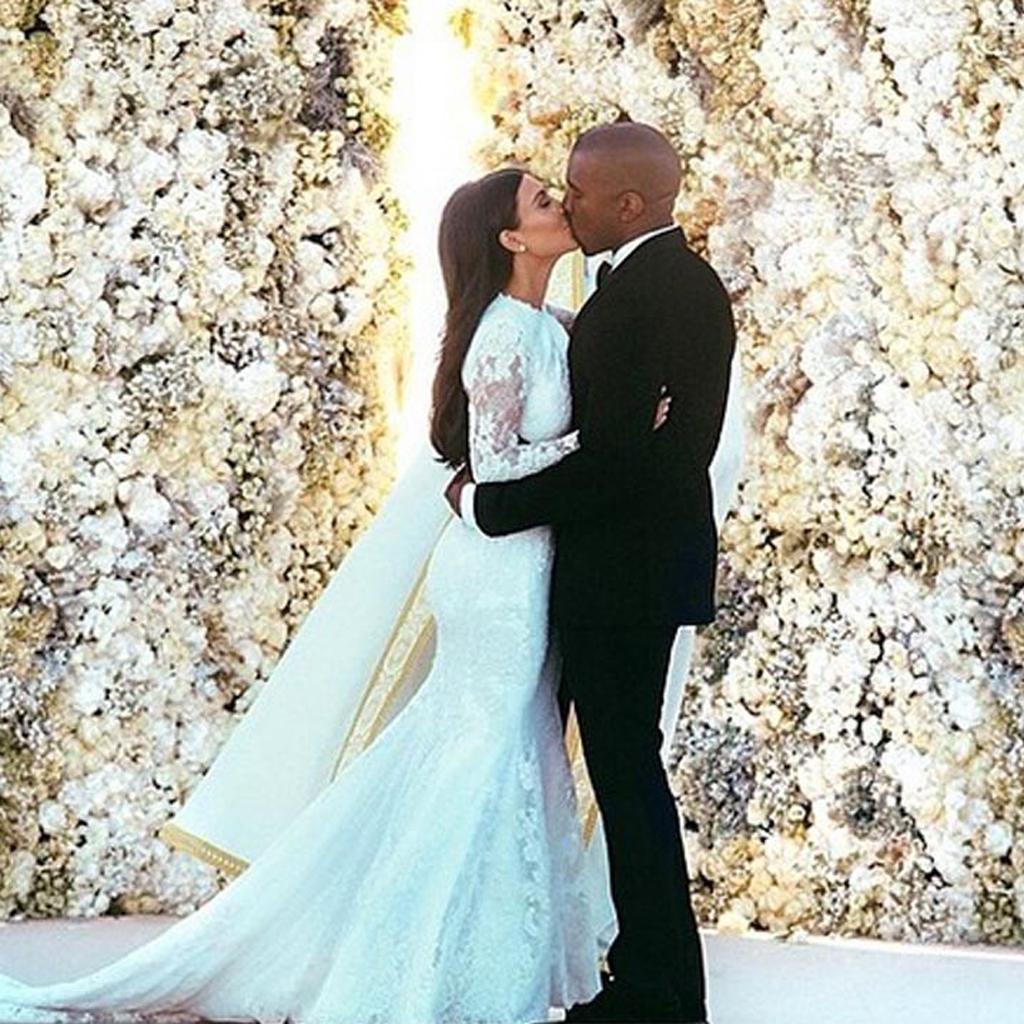 Kim Kardashian et Kanye West : toutes les
