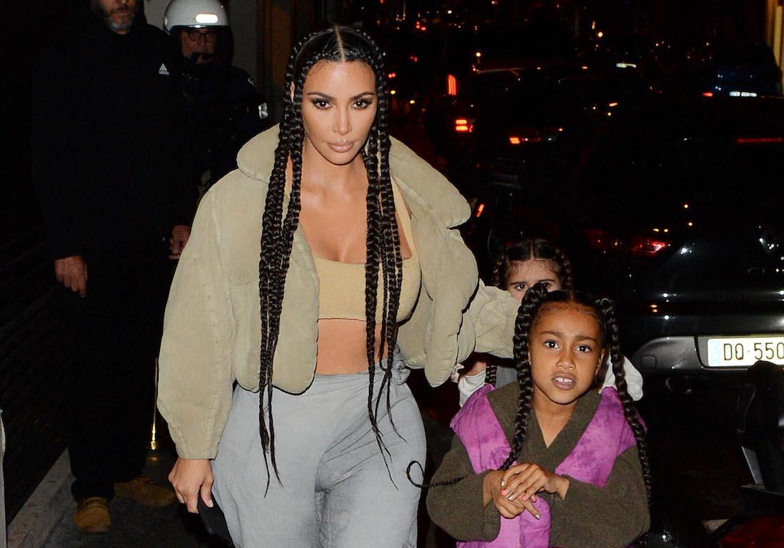 Kim Kardashian : son message d'amour à North West pour ses 8 ans - Elle