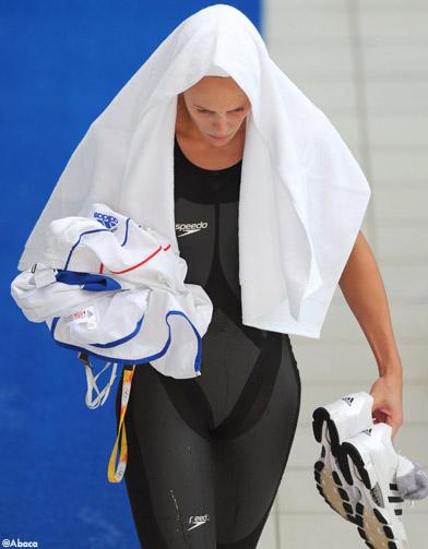 JO Pékin - Laure Manaudou, le parcours d'une championne - Elle