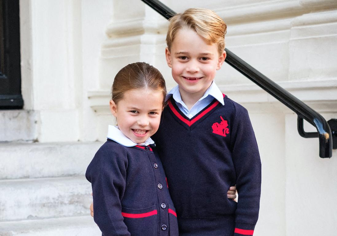 Le prince George en internat à la rentrée ? - Elle