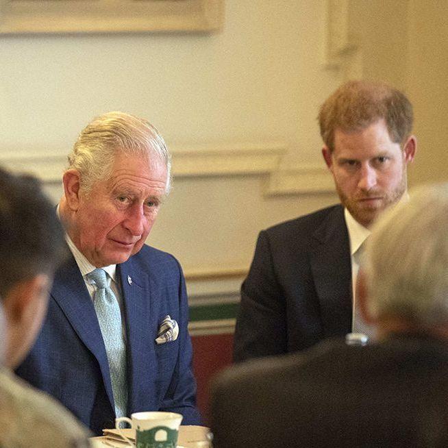 Le prince Harry en Angleterre : pourquoi il ne verra pas son père, le prince Charles ? - Elle