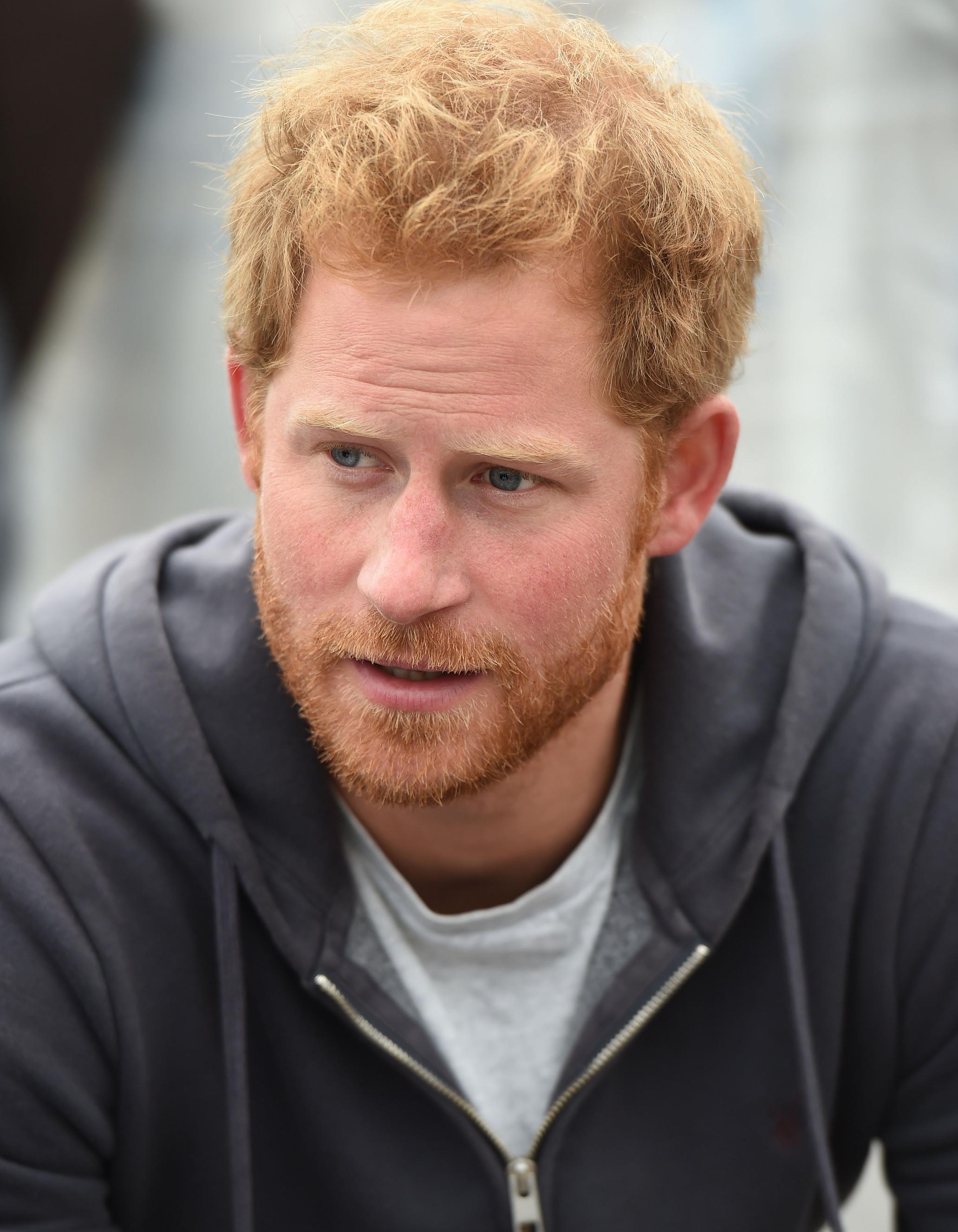 Le prince Harry n'a pas l'intention de se marier pour le moment