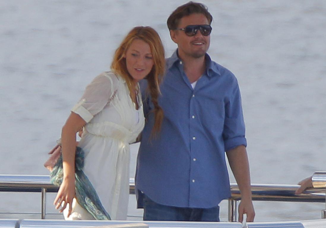 Blake Lively Leonardo Dicaprio En Couple Toutes Les Ex De Sa Vie