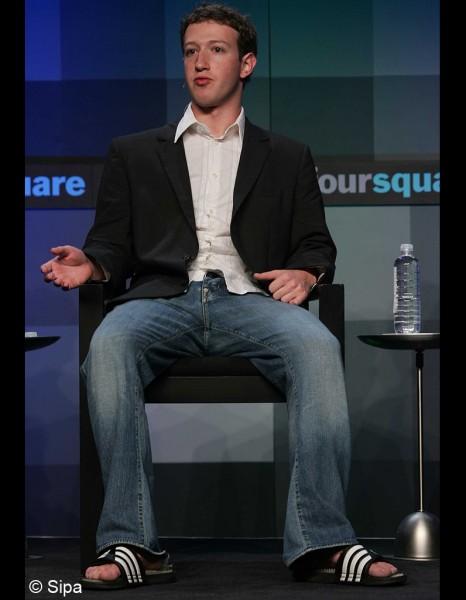 rencontre mark zuckerberg
