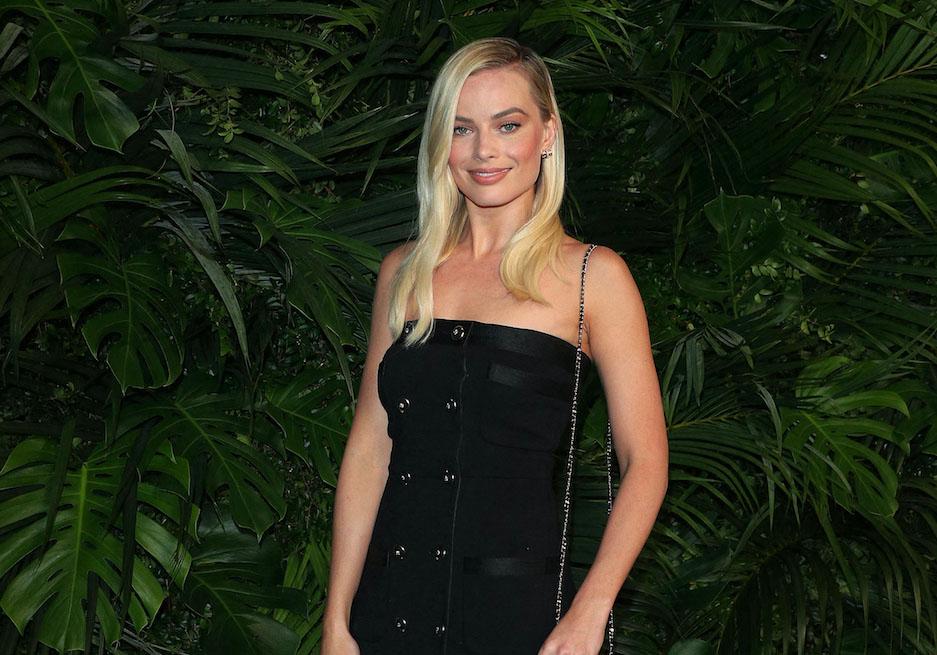Margot Robbie aimerait dîner avec Meghan Markle et le prince Harry à Los Angeles - Elle