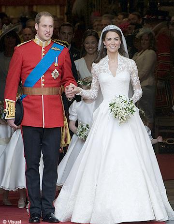 Mariage de Kate et William : toutes les photos Elle