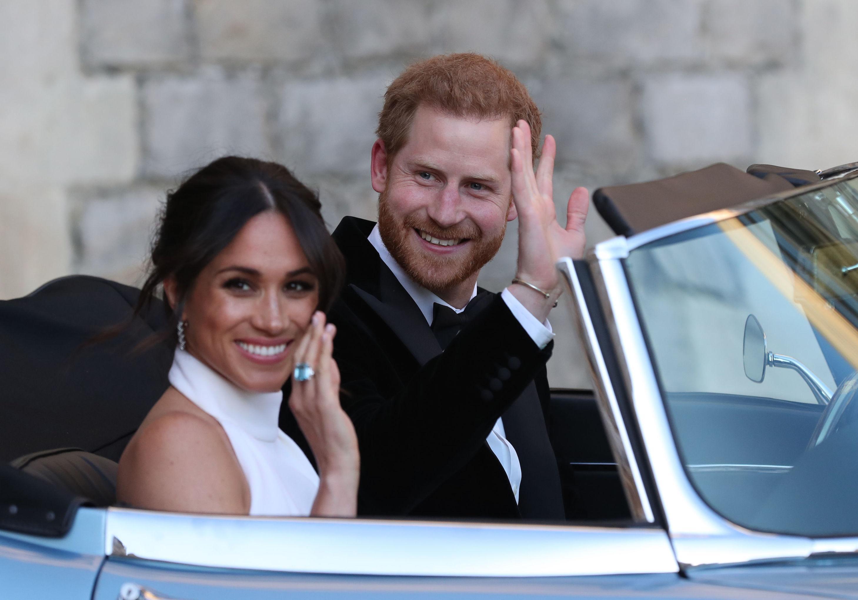 Mariage Princier Le Cadeau Symbolique Dharry à Meghan