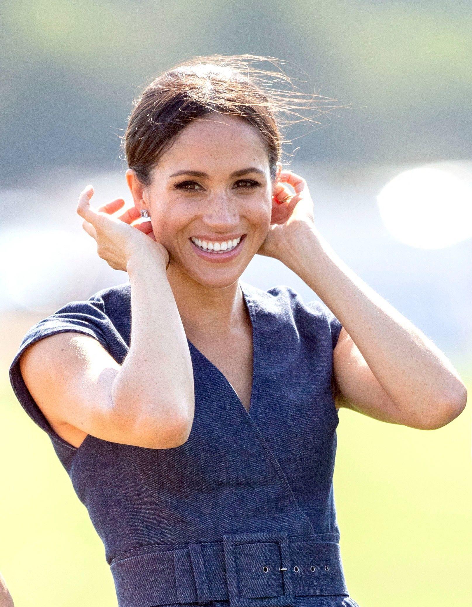 Meghan Markle : elle aurait décidé avec la reine d'une date de retour en Angleterre - Elle