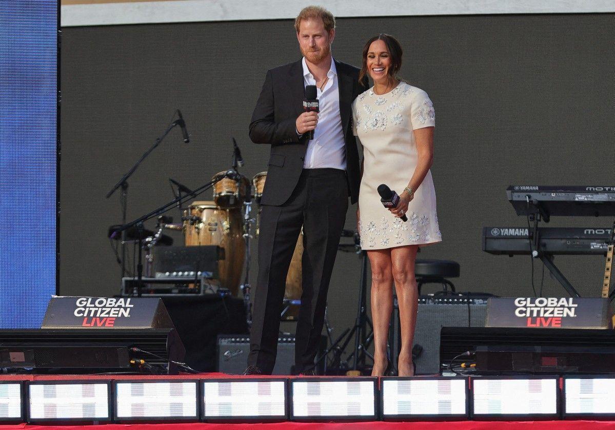 Meghan Markle et le prince Harry bientôt séparés ? Thomas Markle balance !