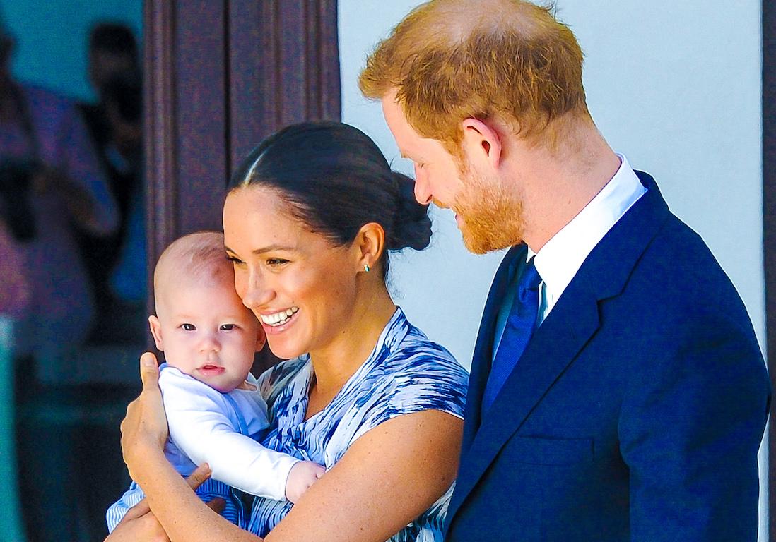 Meghan Markle et le prince Harry : cette activité que leur fils, Archie, adore - Elle