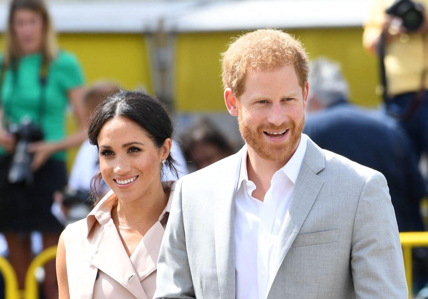 Meghan Markle et le prince Harry : cette nouvelle photo qui va rendre jaloux Will et Kate - Elle