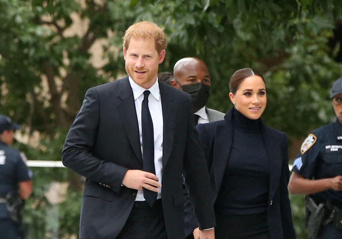 Meghan Markle et le prince Harry : changement total de cap pour le baptême de Lilibet