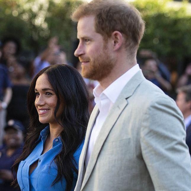 Meghan Markle et le prince Harry élus « membres royaux les plus respectés » par les Anglais - Elle