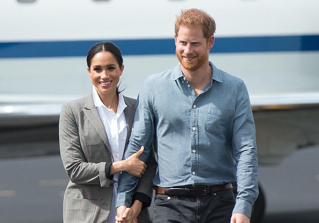 Meghan Markle et le prince Harry n'ont « aucun regret » mais veulent faire la paix avec la famille royale - Elle