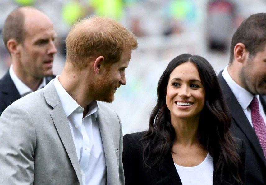 Meghan Markle et le prince Harry rendent un vibrant hommage aux victimes du 11 septembre - Elle
