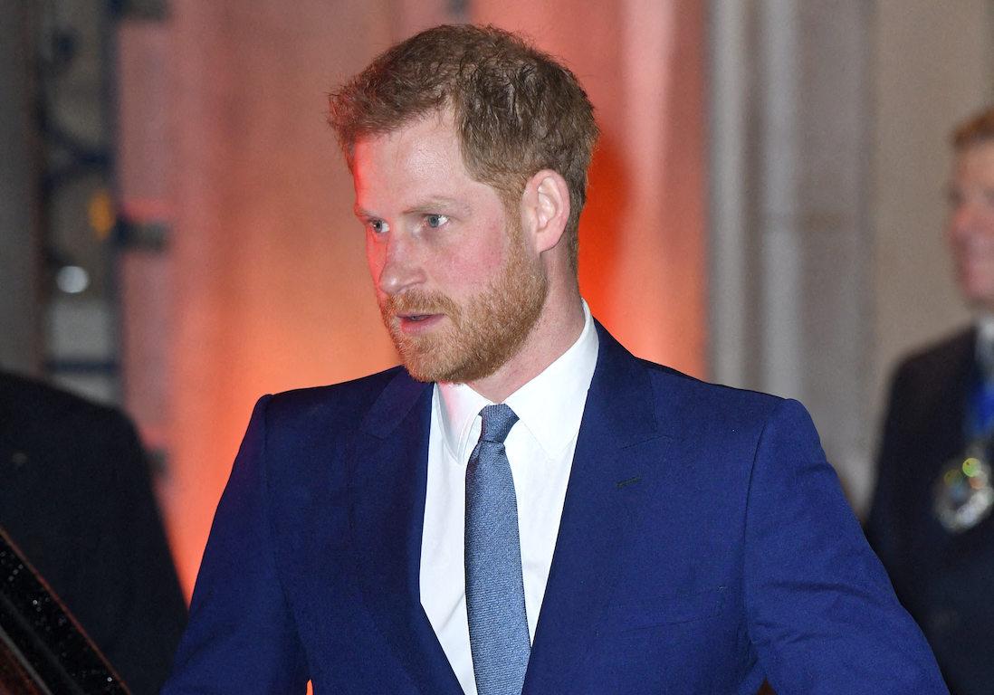 Mort du prince Philip : l'émouvant hommage du prince Harry à son grand-père - Elle