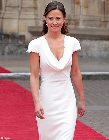 Offrez-vous la robe de Pippa Middleton ! - Elle