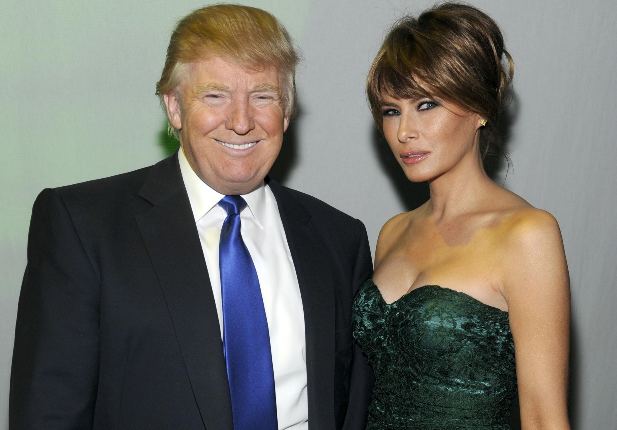 Pourquoi la femme de Donald Trump, Melania, va faire parler d'elle ?
