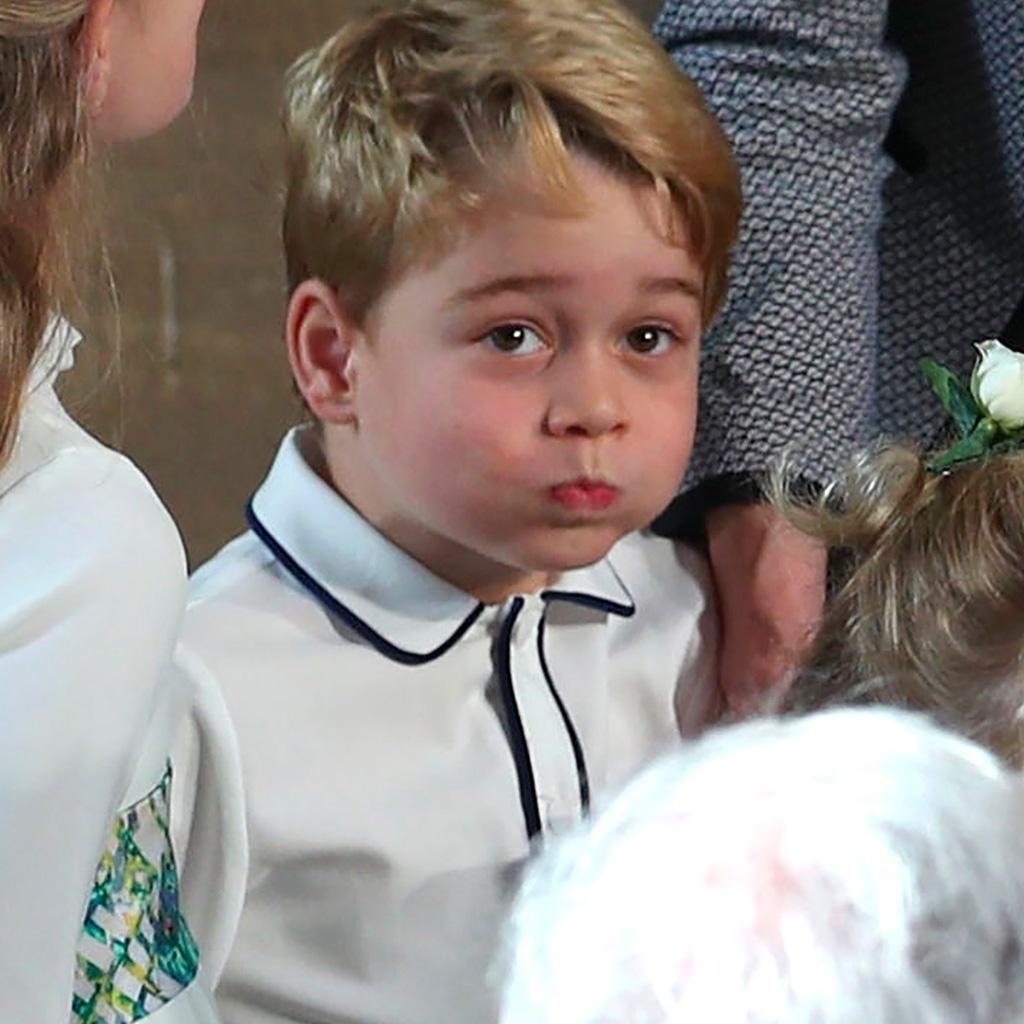 Prince George : les dessous de sa vie de petit écolier
