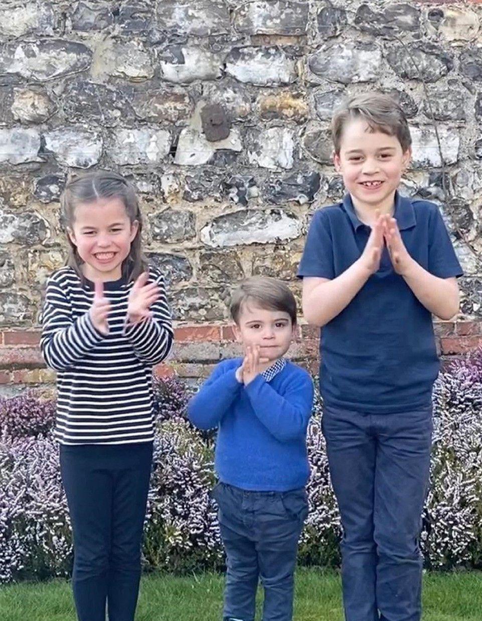 Prince Louis : cet adorable surnom donné au petit dernier de Kate Middleton et du prince William - Elle