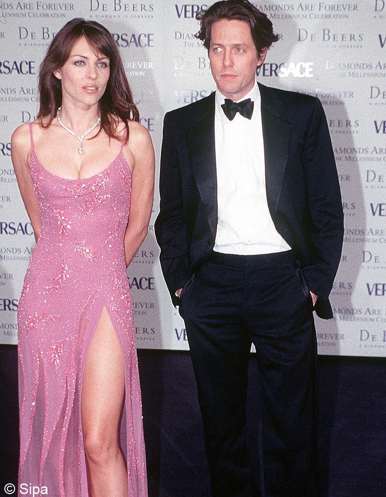 Hugh Grant et Liz Hurley - Quand l'infidélité s'immisce ...