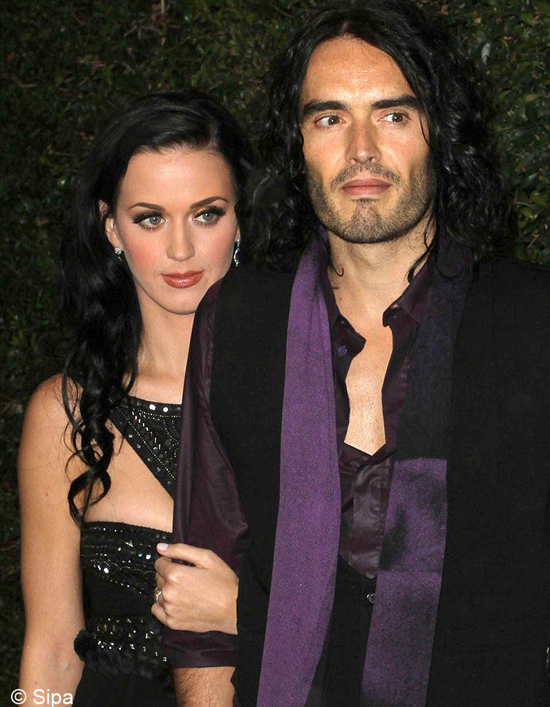 Katy Perry et Russell Brand - Quand l'infidélité s'immisce ...