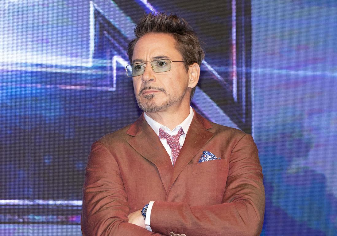 Robert Downey Jr : son hommage émouvant à son père décédé - Elle