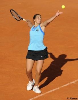 Roland Garros Marion Bartoli dispute son premier quart de finale