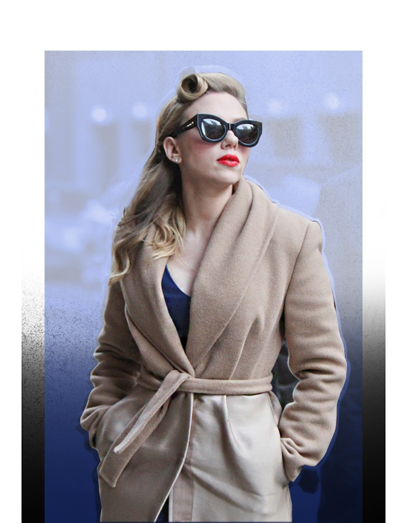 Scarlett johansson est elle toujours la femme la plus sexy elle - Scarlett prenom ...
