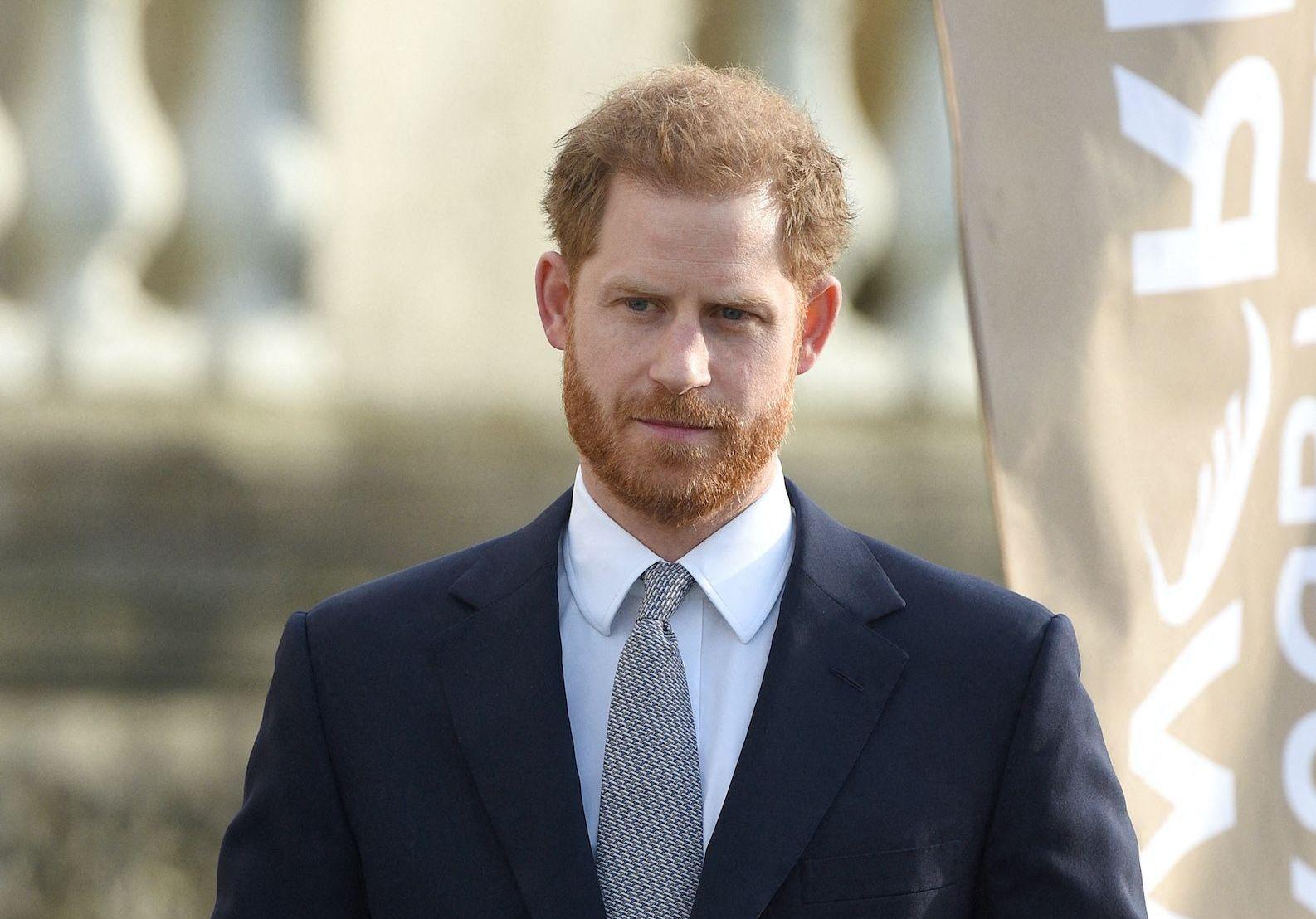 « The Crown » : l'avis tranché du prince Harry sur la série Netflix - Elle