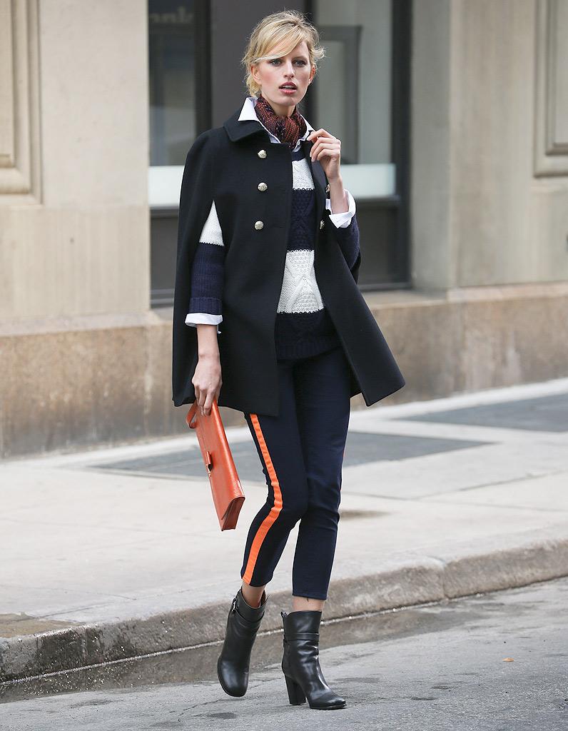 Stars Perry Katy Elle Portent Les Comment Manteau wxTYvpPqn