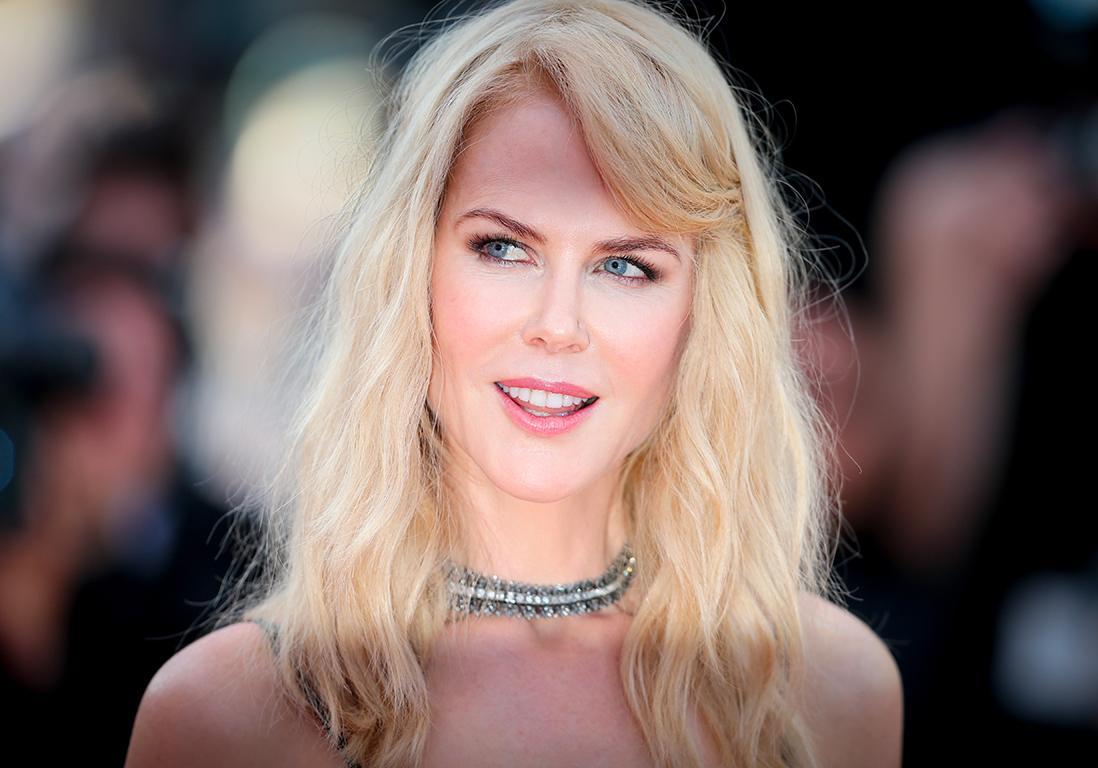 Nicole Kidman La Cinquantaine Rayonnante Elle