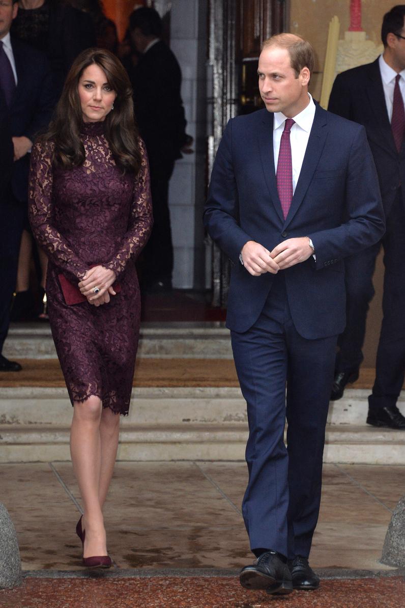En Dolce Gabbana Les Robes De Kate Middleton Dans Le Dressing D Une Princesse Elle