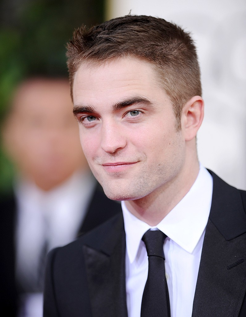 robert pattinson   un rebelle bien coiff u00e9