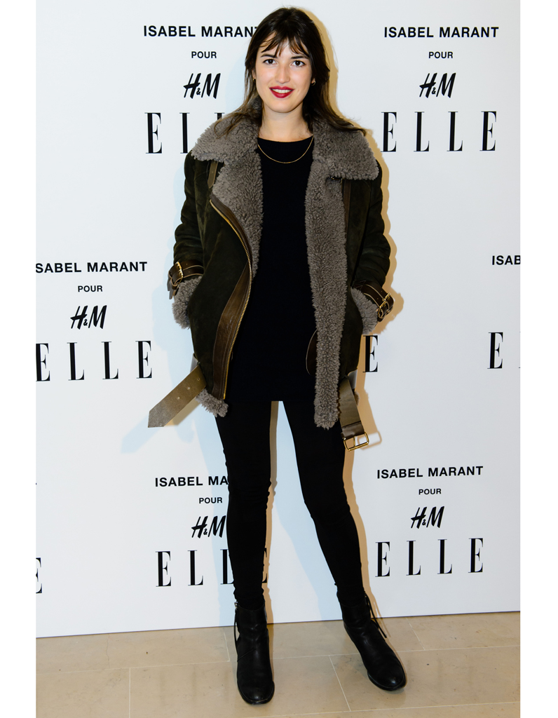 Salle De Bain Jeanne Damas ~ jeanne damas shopping party isabel marant pour h m les people