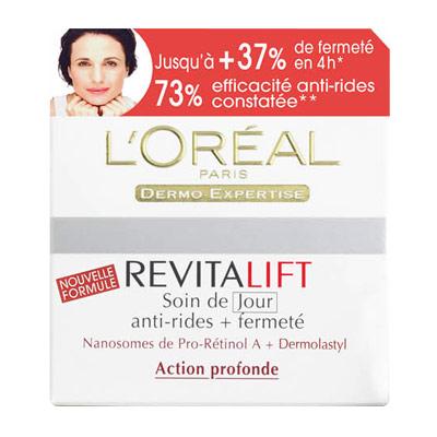 L'Oréal Revitalift Soin de jour