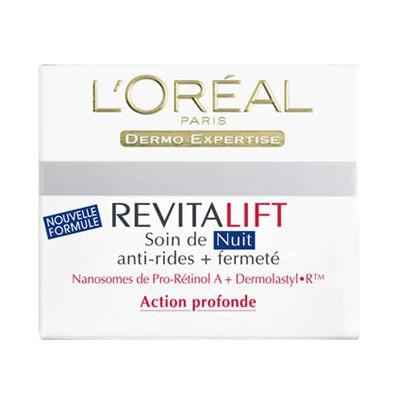 L'Oréal Revitalift Soin de Nuit de L'Oréal Paris - Elle