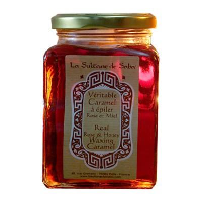 v ritable caramel piler rose et miel de la sultane de saba elle. Black Bedroom Furniture Sets. Home Design Ideas