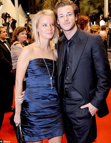 People diaporama cannes best of bleu Gaspard Ulliel girlfriend ...