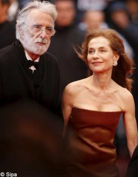 Cannes 2012 Amour de Michael Haneke recoit la Palme d or