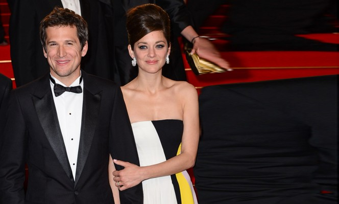 Guillaume Canet et Marion Cotillard couple glamour pour Blood Ties