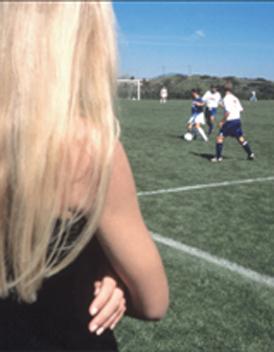 Un site de rencontre pour devenir une femme de footballeur