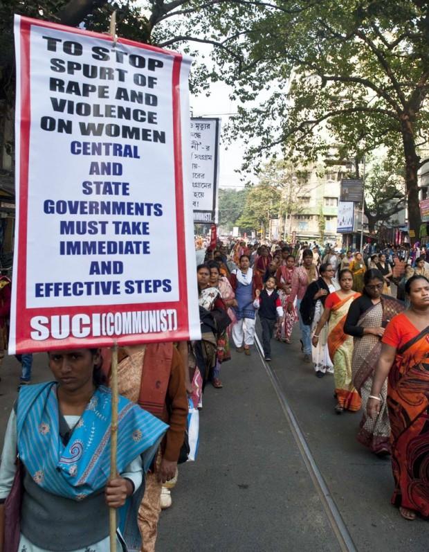 Inde : «La société civile refuse que la femme soit considérée comme un objet»